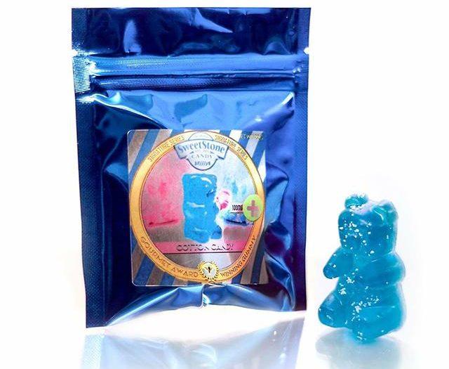 Sweetstone Gummy Bear Edibles