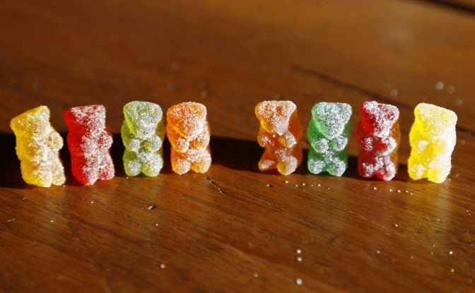 Washington State will soon ban many Cannabis Candies/Gummies