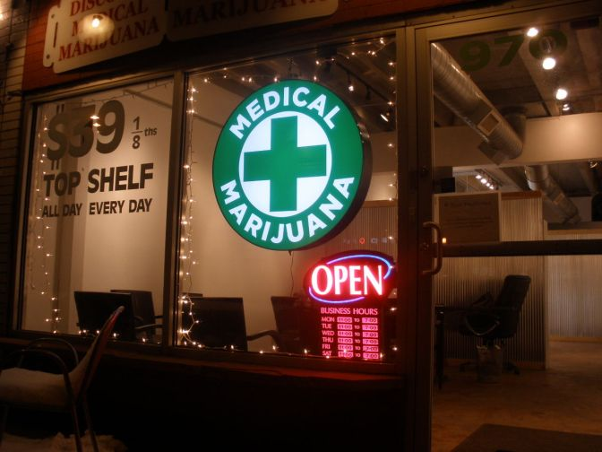 Michigan's current Medical Marijuana Problem
